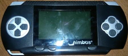 Фотография портативной консоли DvTech NIMBUS Portable 8-bit