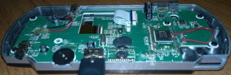 Фотография неработающего светодиодного индикатора